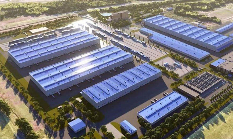 Cooperation with industrial parks