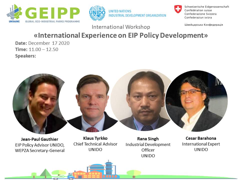 International Experiences on EIP Policy Development